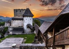 Castillo de Celje, Eslovenia