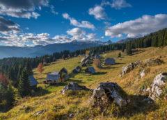 Zajamniki, Eslovenia