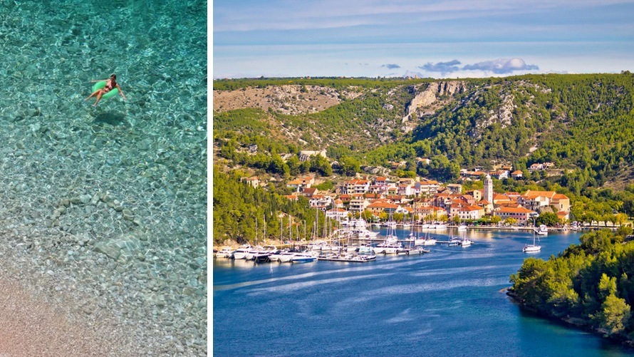Crocuelo Croacia: orgullo adriático