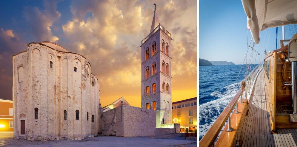 Vuelos a Croacia desde España