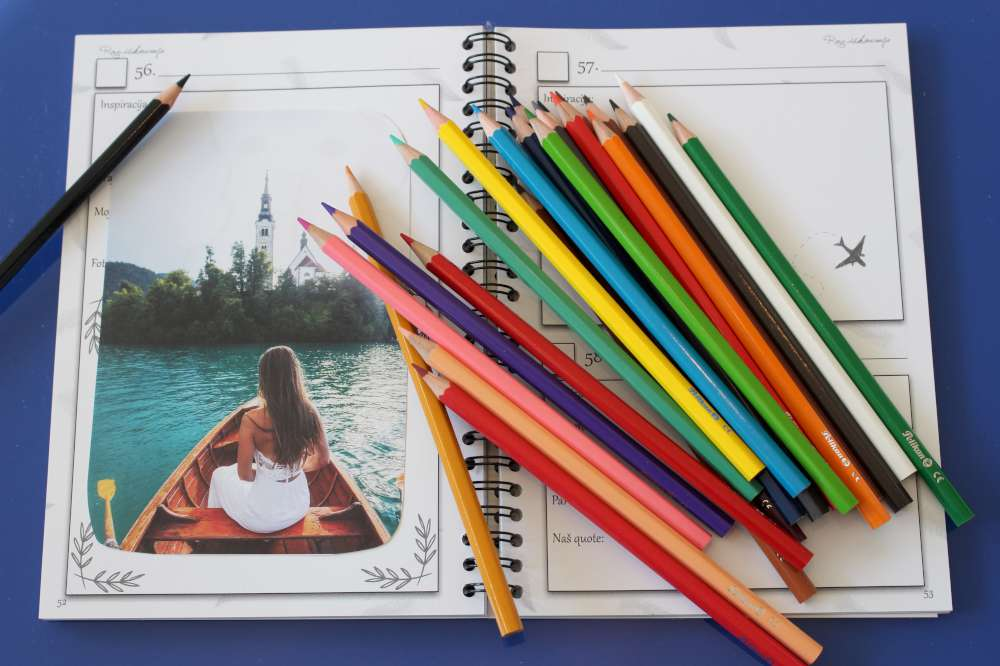 What to do at home when bored - Make yourself a bucket list