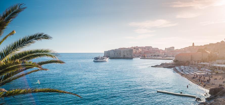 Dalmatia cruise from Dubrovnik