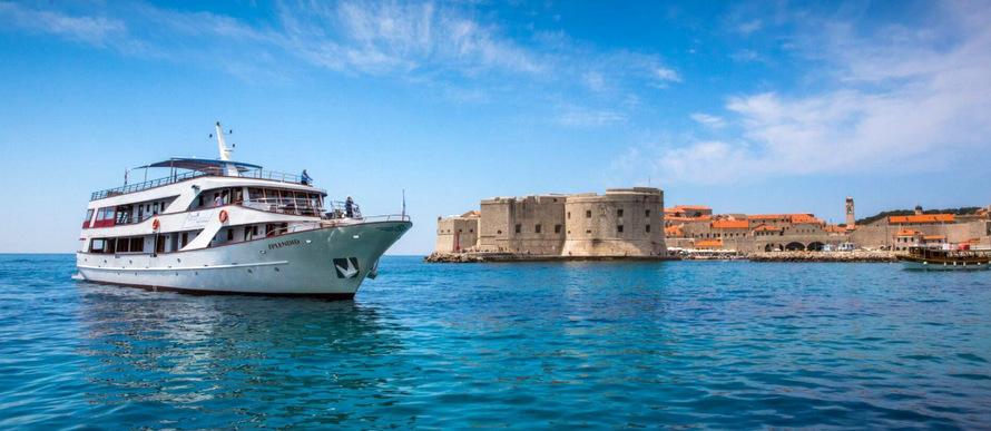 Dalmatian discovery cruise