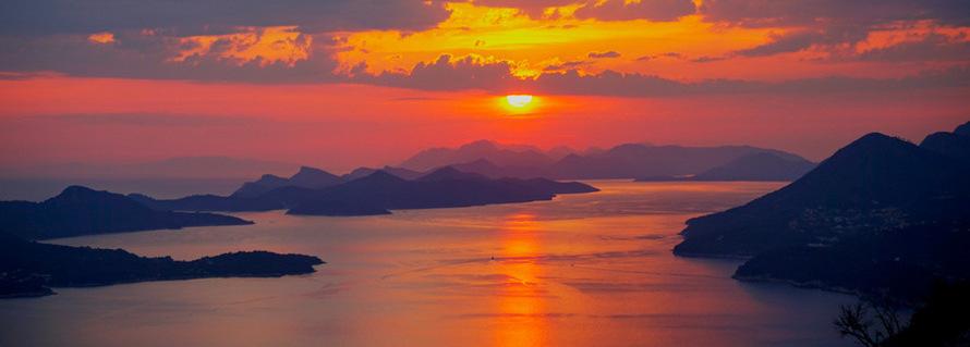 Dalmatian coast cruise