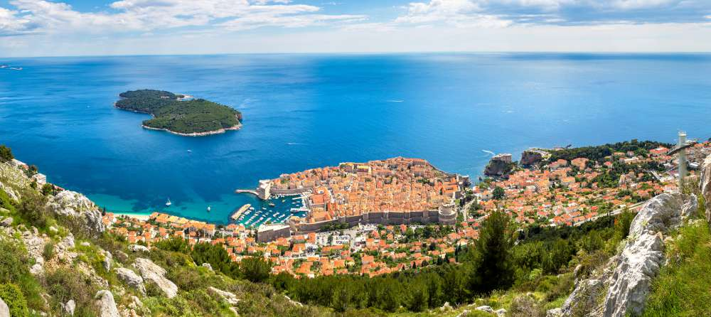 Luxury cruise from Dubrovnik to Poreč