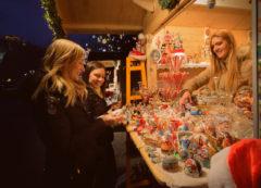 Mercadillos navideños en Liubliana