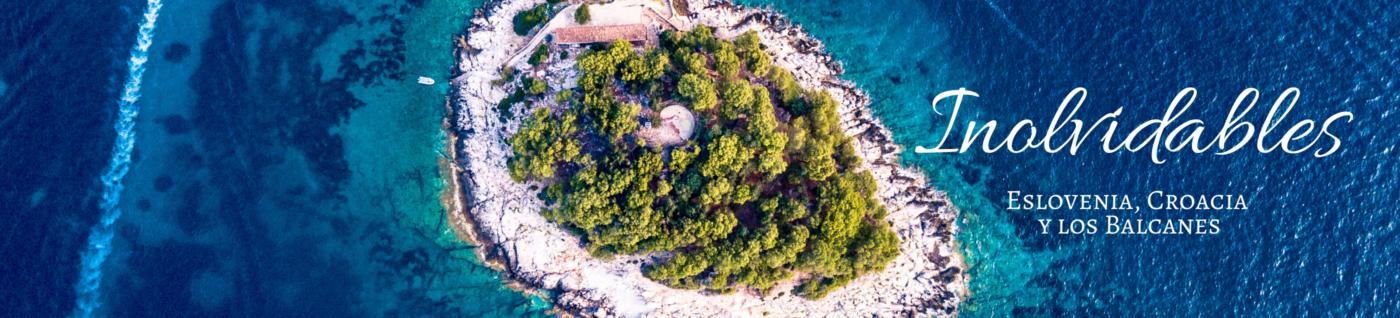 Cruceros por islas Dalmatas