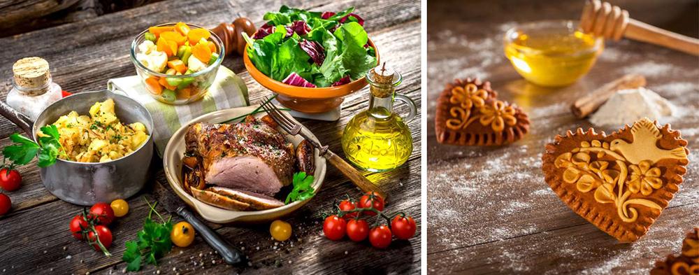 Consejos para viajar a Eslovenia - comida