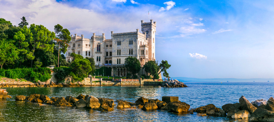 Visit Trieste - Miramare