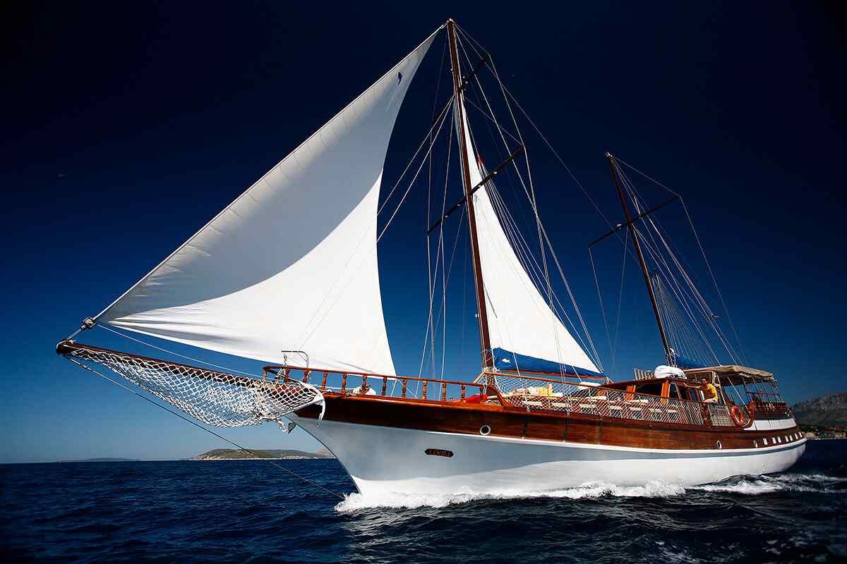 Luxury holidays to Croatia - gulet