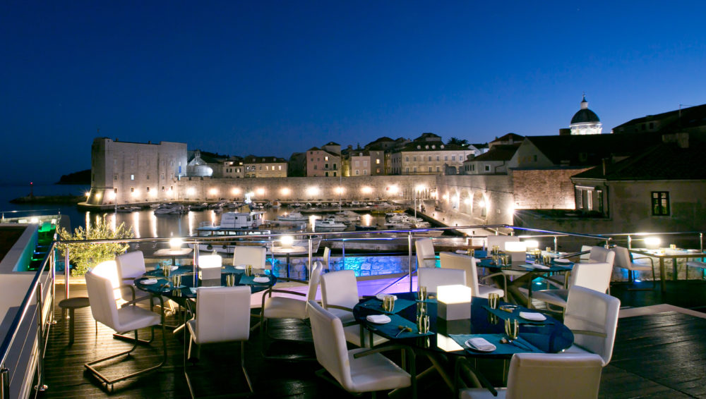 Luxury holidays to Croatia - Michelin star restaurant