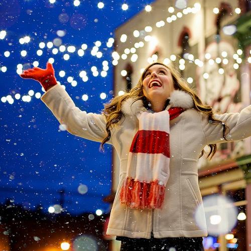 mercado navideño en zagreb