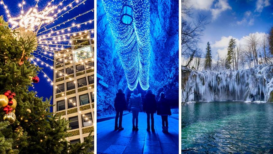 Christmas Trip to Croatia and Slovenia