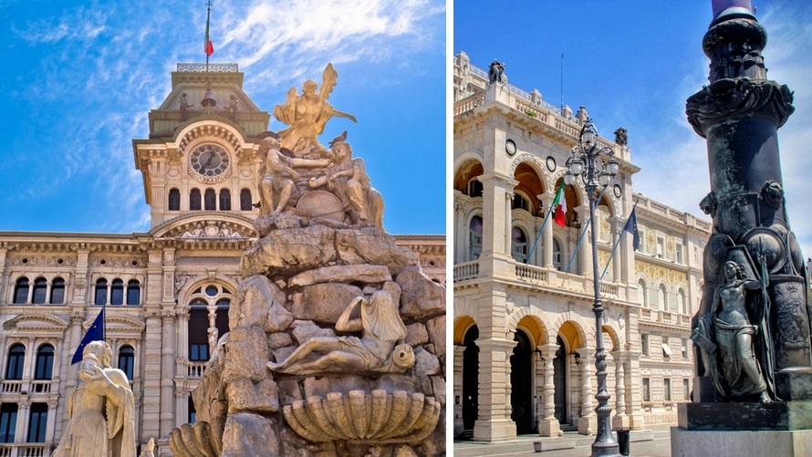 Visit Trieste, Italy