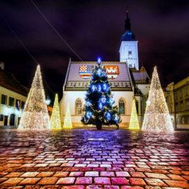 viaje navideño a Croacia y Eslovenia