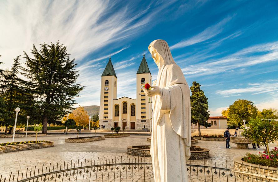 pilgrimage to Medjugorje