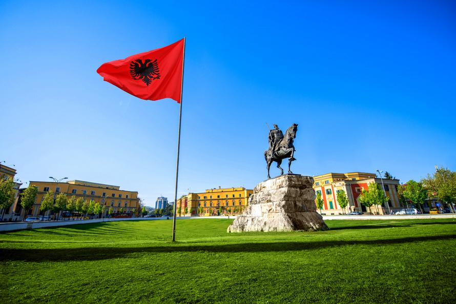Visit Tirana in Albania