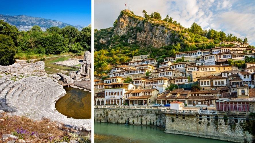 UNESCO sites in Albania