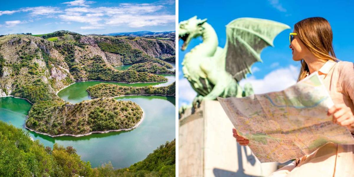 Holidays travel agency - Slovenia - Croatia - the Balkans