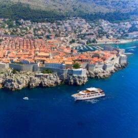 crucero por las islas dálmatas desde Dubrovnik