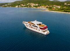 Barco de categoría de lujo
