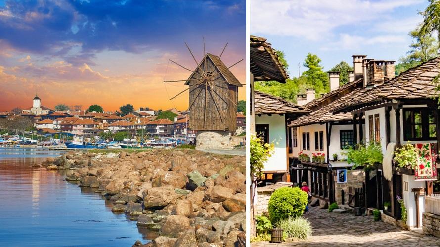Trip to Bulgaria - Nesebar & Plovdiv