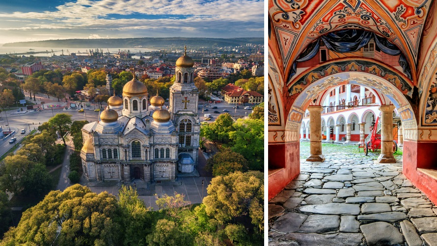 Trip to Bulgaria - Sofia & Rila Monastery