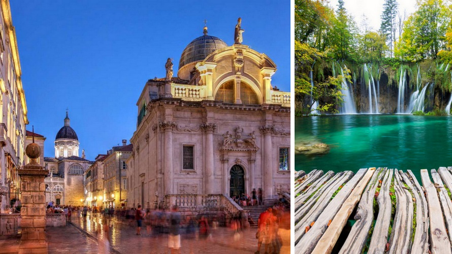 viaje por Croacia y Bosnia - Dubrovnik & Plitvice
