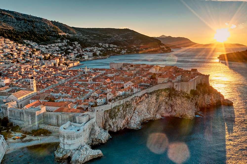 los mejores hoteles en Croacia en Dubrovnik