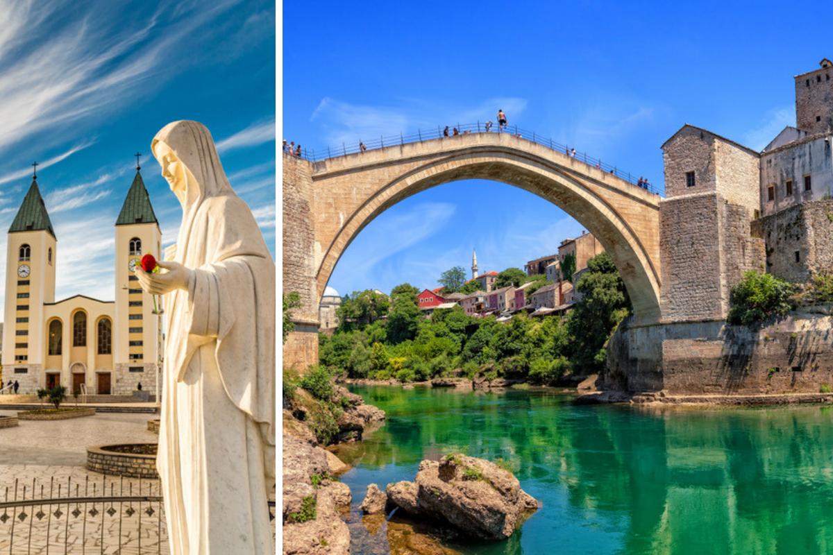 visita Medjugorje y Mostar desde Croacia con Ekorna