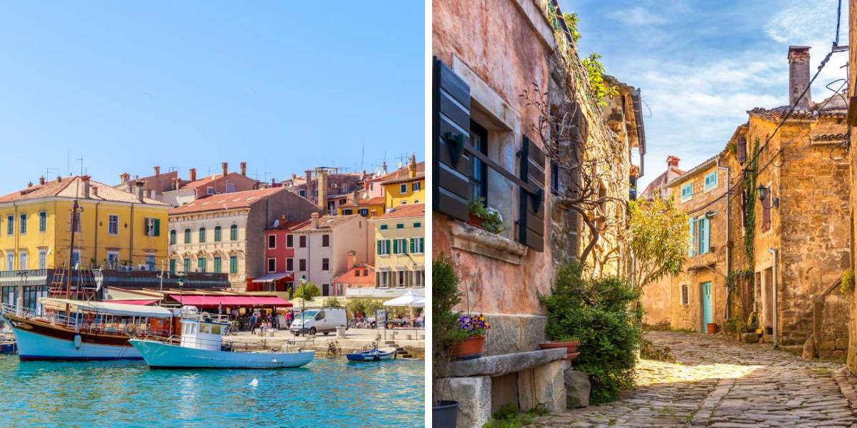 Rovinj y Groznjan, viaje a Istria con agencia local