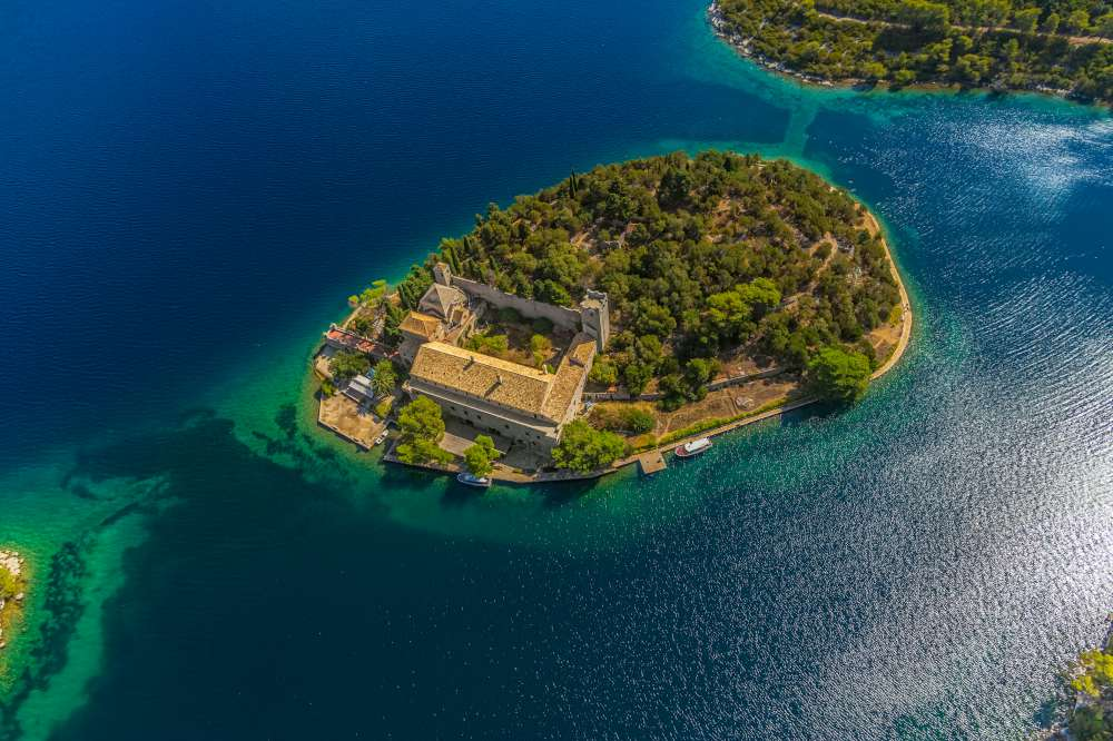visita Mljet en Croacia con Ekorna