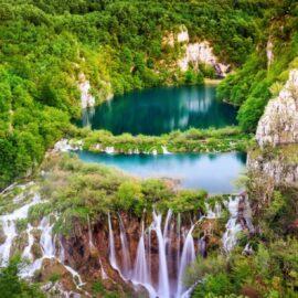 lagos de Plitvice - Parque Nacional