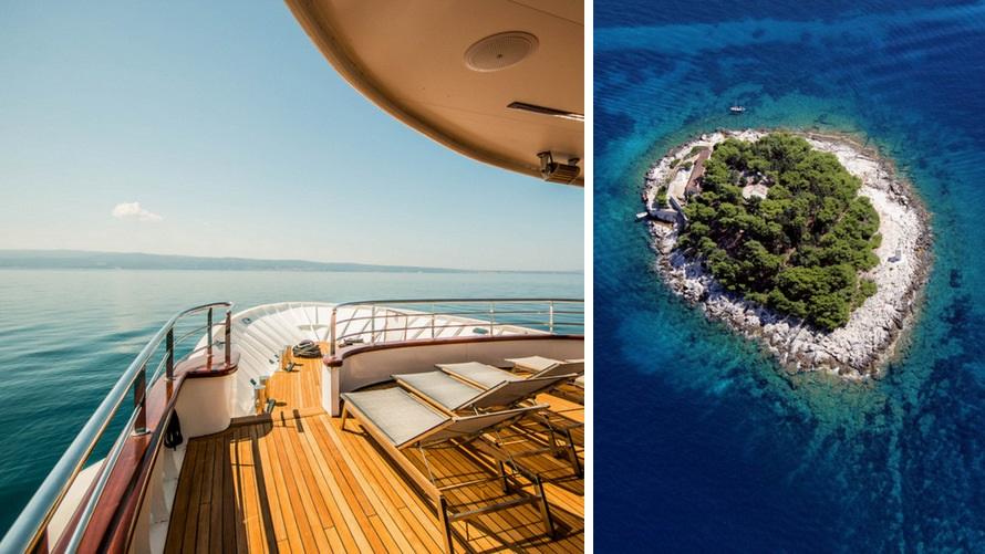 Navegando ilhas croatas: cruzeiro de luxo entre Dubrovnik e Opatija