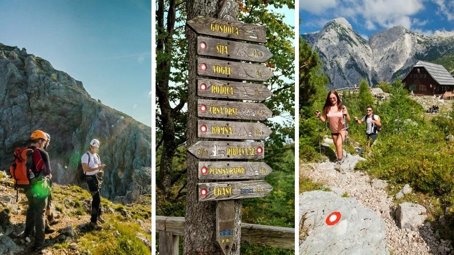 Senderimso en Eslovenia