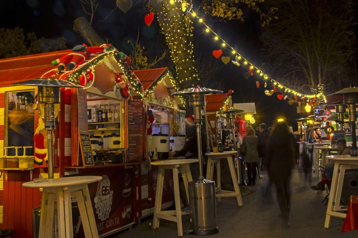 visite el mercadillo navideño de Zagreb con Ekorna