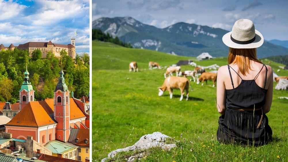 Trekking in the Slovenian Alps - Ljubljana & Velika planina