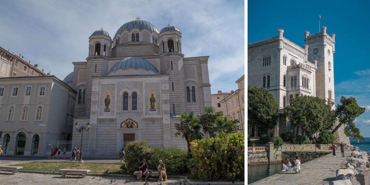 Arquitectura y cultura de Trieste