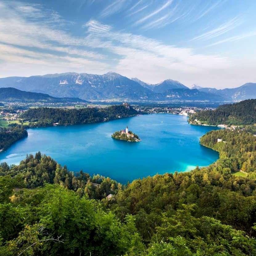 Visita el Bled con Ekorna