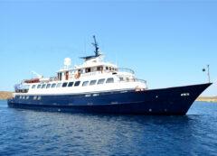 Barco de lujo greco