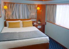 Barco de lujo greco - camarote doble