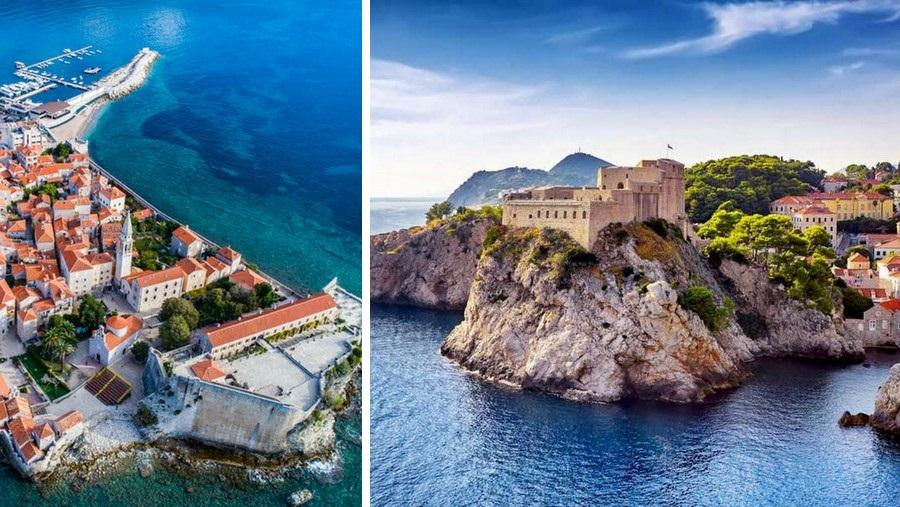 cruise croatia montenegro greece