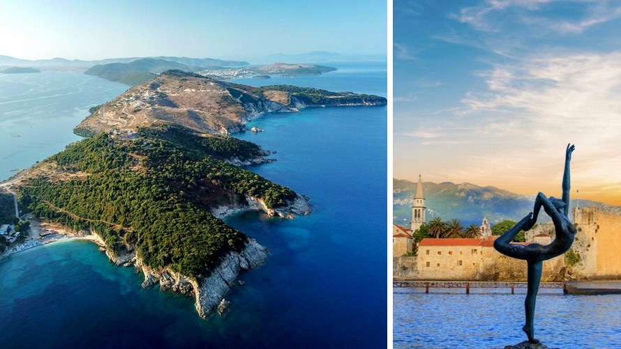 Luxury cruise from Athens to Dubrovnik