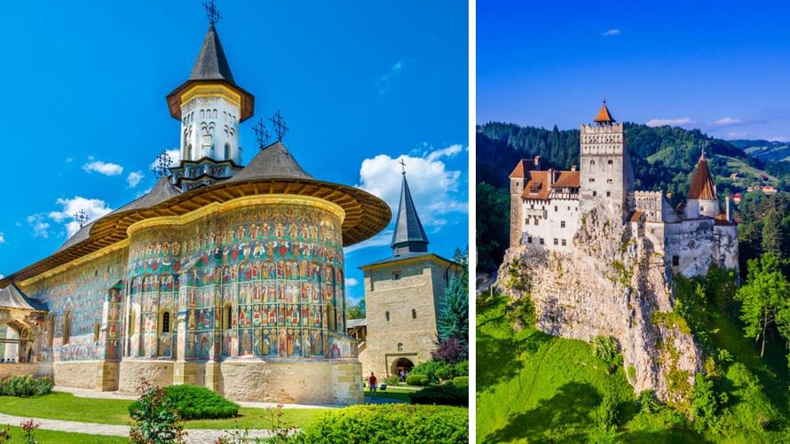 Viaje a Bulgaria y Rumanía - Bran