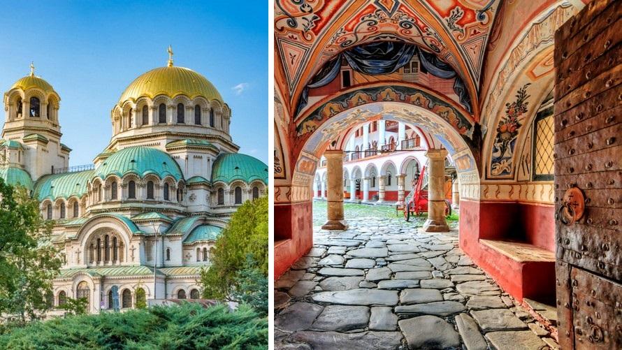 Viaje a Bulgaria y Rumanía