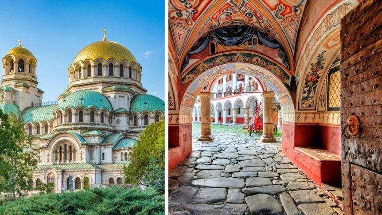 Viagem à Bulgária e Romênia