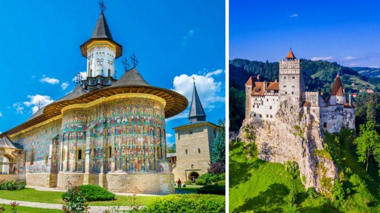 Viagem à Bulgária e Romênia - Bran