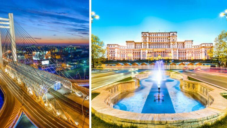 Viagem à Bulgária e Romênia - Bucareste