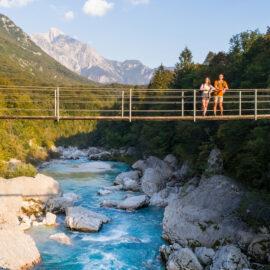 trekking en eslovenia - ruta de zlatorog