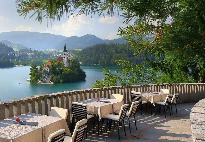 Eslovenia - Vila Bled